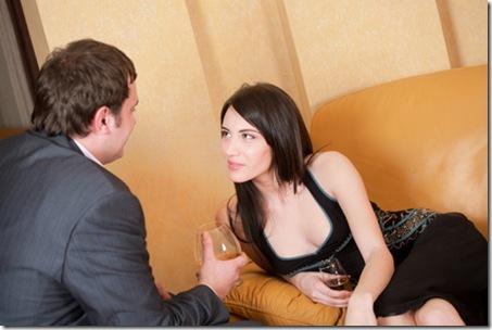 Pour réussir le processus de séduction vous devez communiquer non-verbalement votre valeur